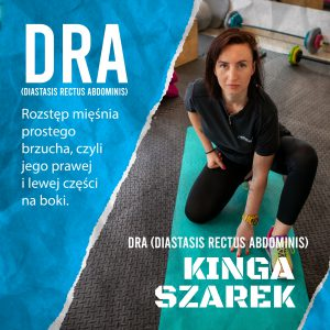 DRA (Diastasis rectus abdominis) – sesja zabiegowa